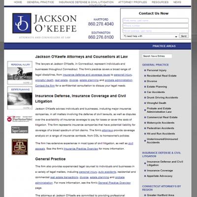 Jackson O'Keefe